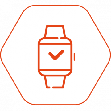 Embedded GUI Wearables SmartWatch