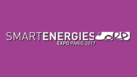 Smart Energies Expo 2017, Paris