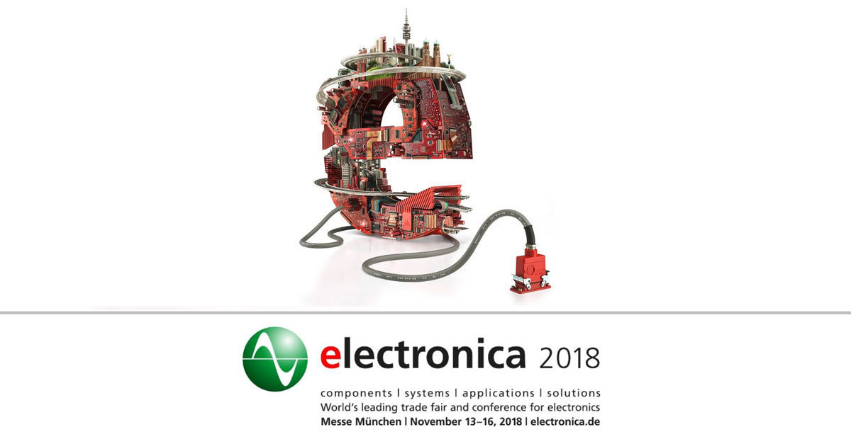 Electronica 2018, München