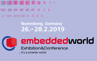 Embedded World 2019, Nuremberg