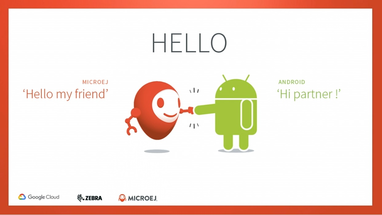 MicroEJ VEE compared to Android