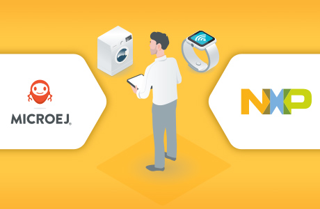 MicroEJ Collaborates with NXP on i.MX-RT for Appliance and Wearable Solutions