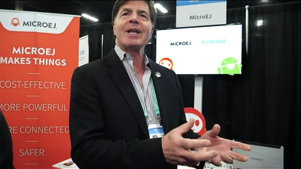 [CES 2020] MicroEJ Democratize Virtualization For Small Embedded Devices