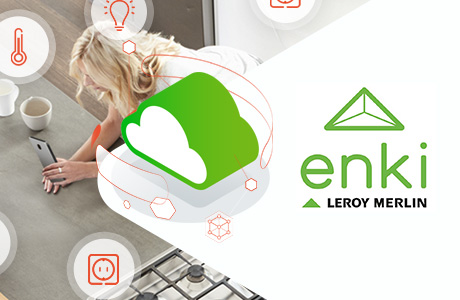 Enki scales up Smart Home ecosystem integration thanks to MicroEJ solutions