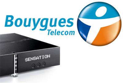 Bouygues Telecom Bbox-Sensation